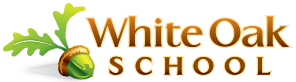 White Oak School Retina Logo